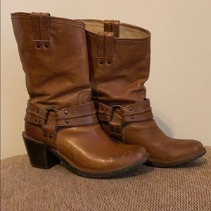 Frye Carmen Harness boot